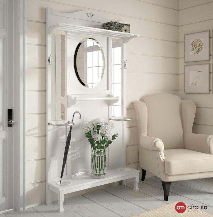 muebles para tu casa de estilo shabby chic en
