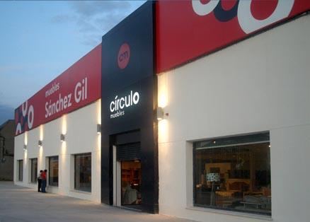 Nuevas aperturas de tiendas c rculo muebles - Muebles gil martin ...