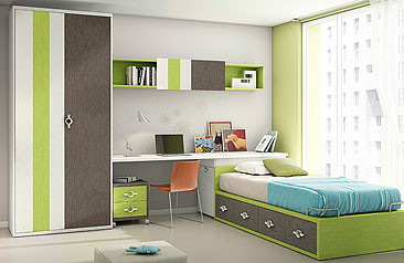 Ambientes Para Habitaciones Juveniles Comprar Juveniles