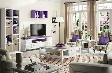 Ambientes para salones comprar muebles de sal n online - Salones con dos ambientes ...