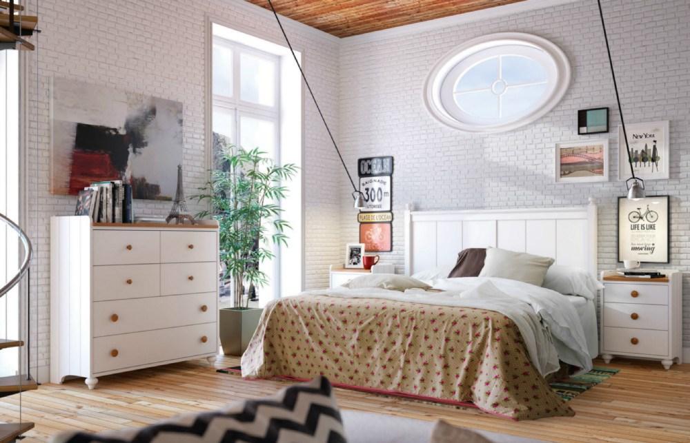 Ambiente de dormitorio low33 tosca y tabaco - Ambientes de dormitorios ...