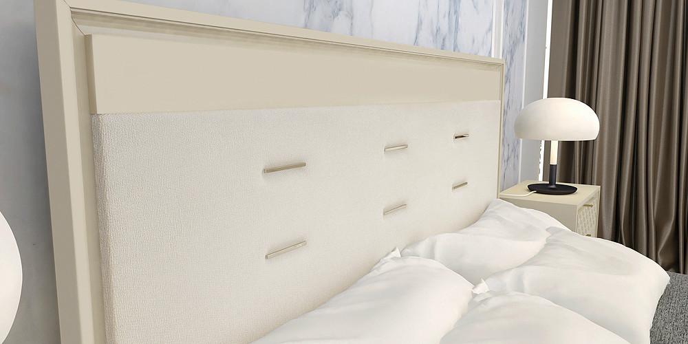 Cabezal tapizado para cama de 150 - Cabezal de cama tapizado ...