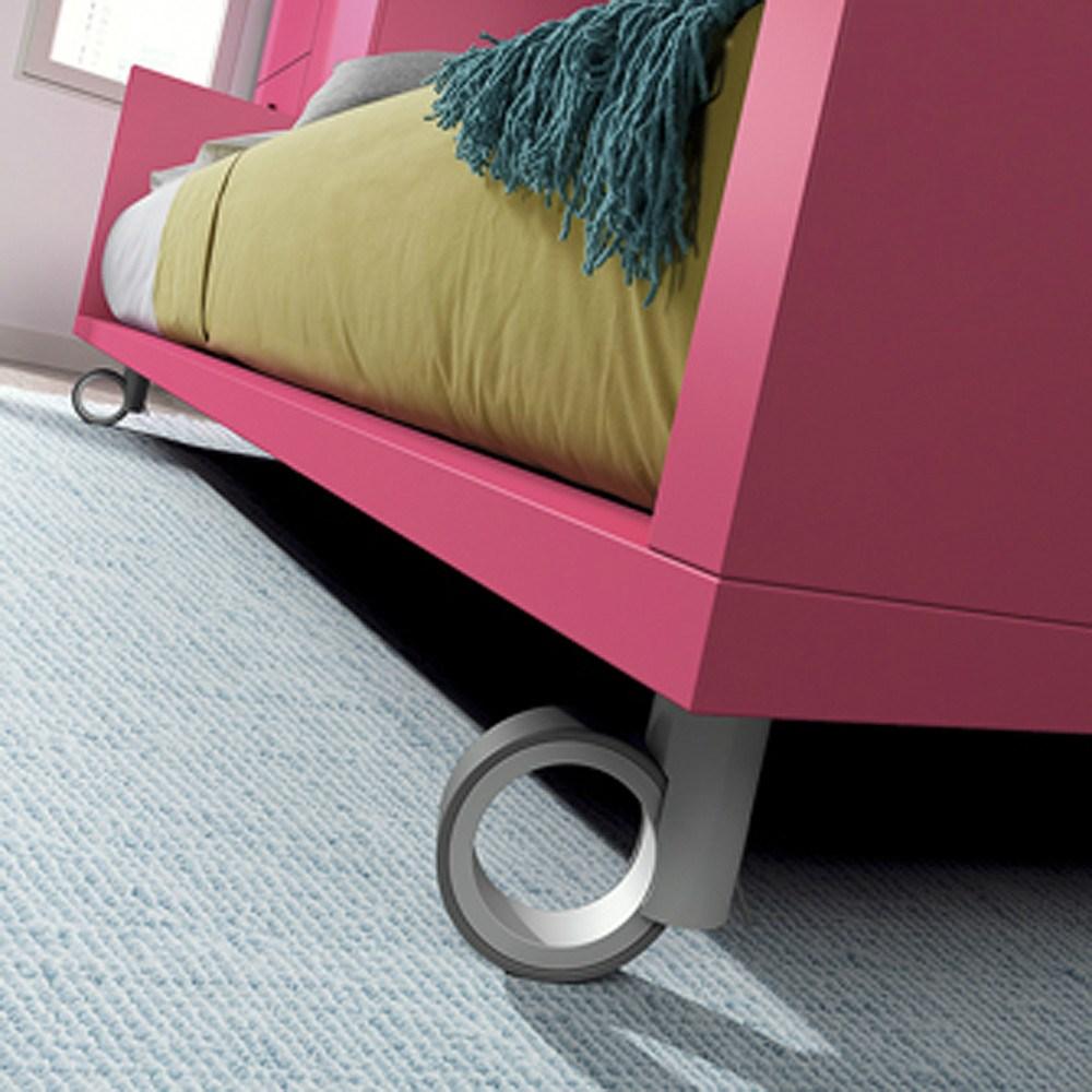 Cama tarima con ruedas - Ruedas para cama ...