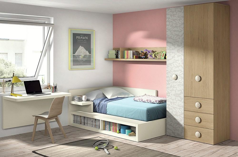 composici n dormitorio juvenil