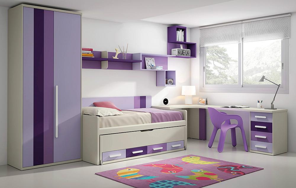 composici n de dormitorio juvenil ForComposicion Dormitorio Juvenil