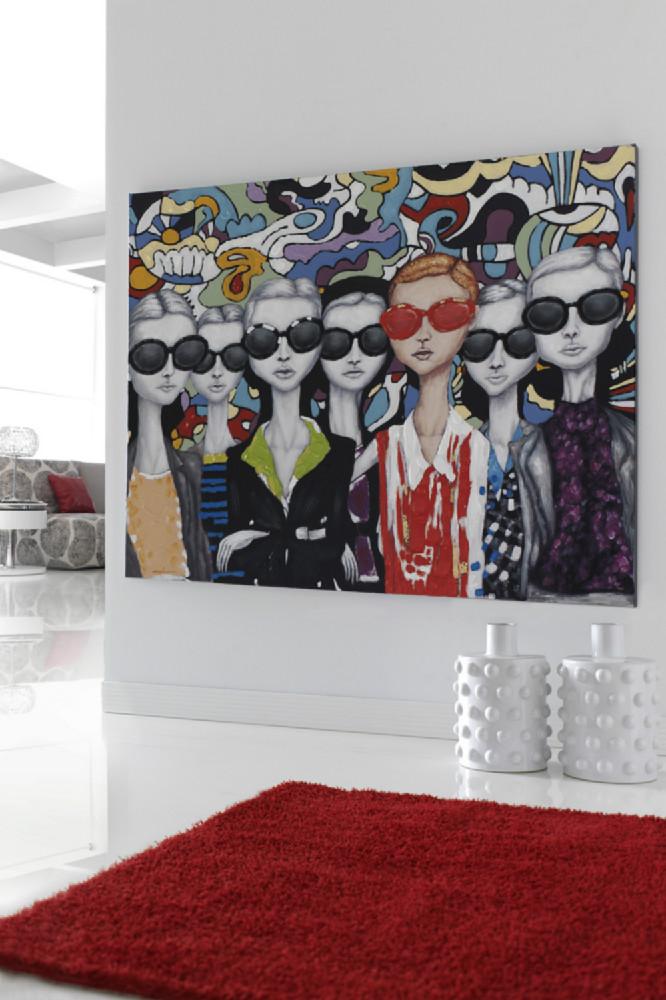Pintura de estilo moderno - Cuadros estilo moderno ...