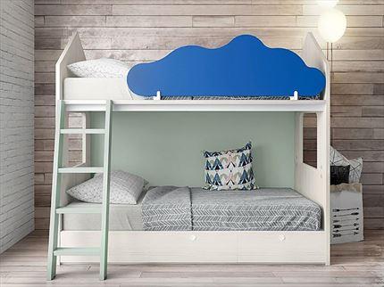 Camas nido y literas de c rculo mobiliario - Escaleras para camas nido ...