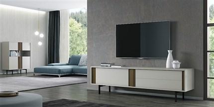 Tienda online de muebles y decoraci n comprar muebles - Mueble tv habitacion ...