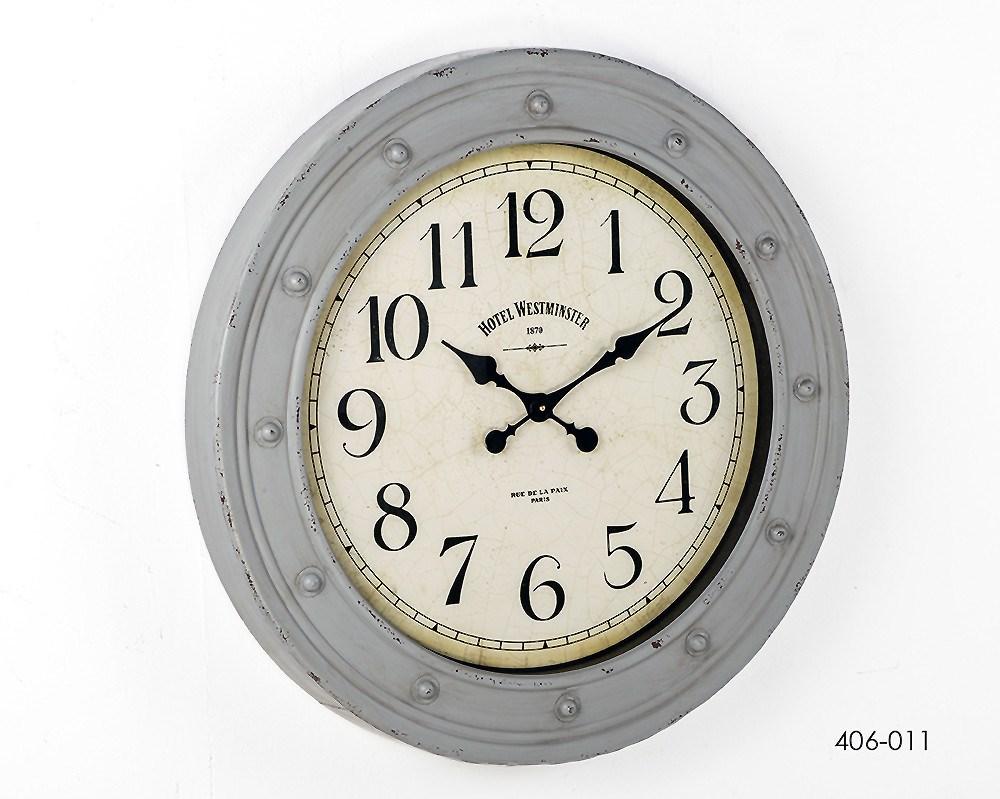 Reloj de pared de estilo vintage - Relojes vintage de pared ...