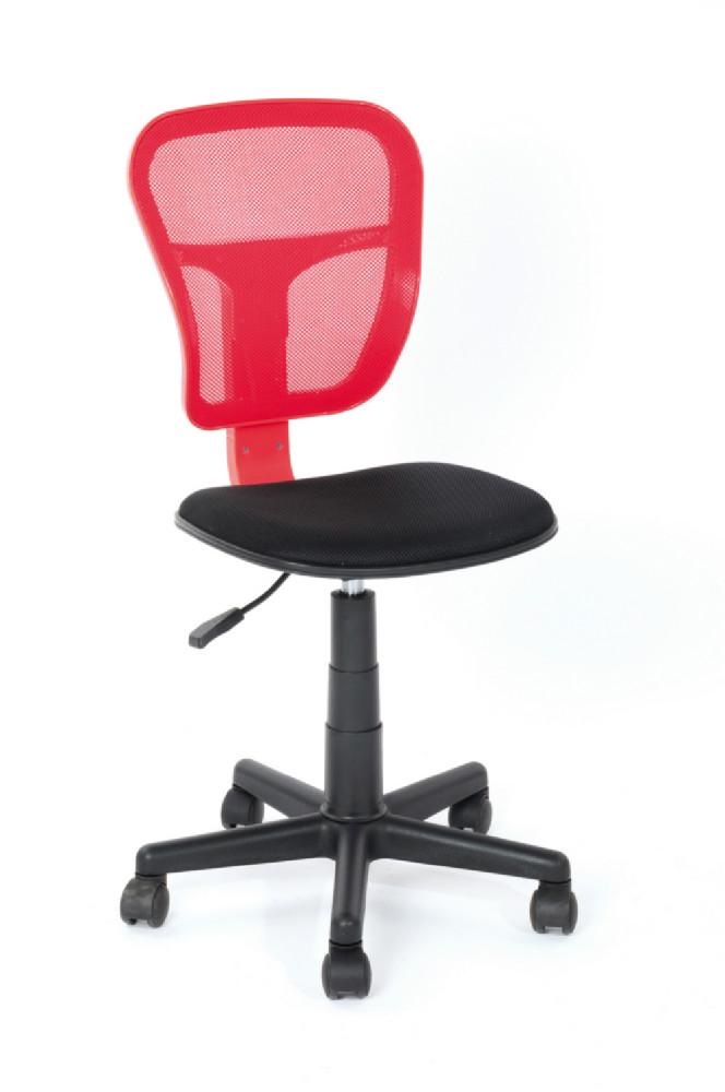 Silla de estudio con ruedas for Sillas escritorio juvenil