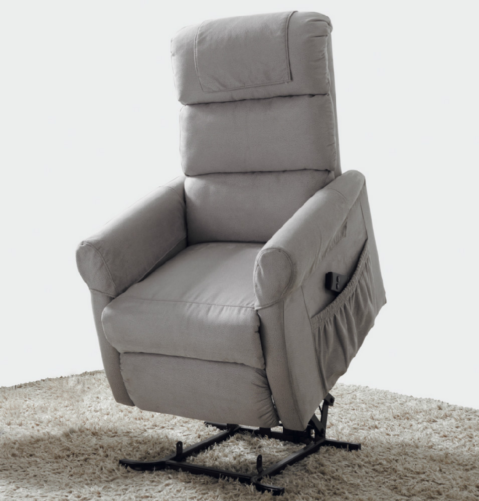 Sill n relax el ctrico powerlift - Sillon relax moderno ...
