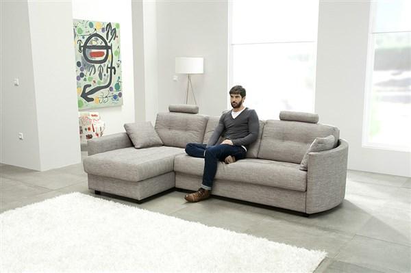Sof con chaiselongue con arc n for Sofa xxl 7 plazas