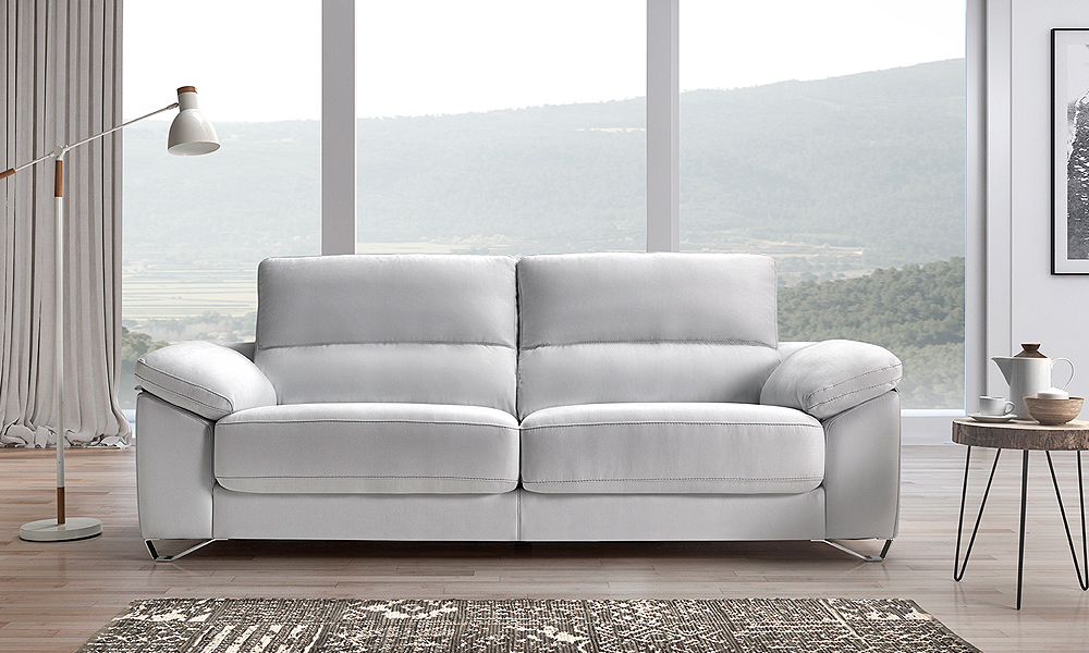 Sofa CELIA Blanco exclusivo CIRCULO MUEBLES