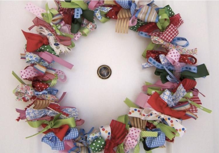 Adornos navidad tela hacer adornos tela navidad adornos - Adornos navidad tela ...