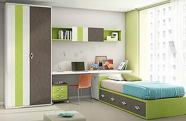 Ambientes Para Habitaciones Juveniles Comprar Juveniles Online - Imagenes-dormitorios-juveniles