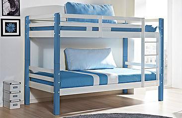 Camas nido y literas para habitaciones juveniles for Literas juveniles precios