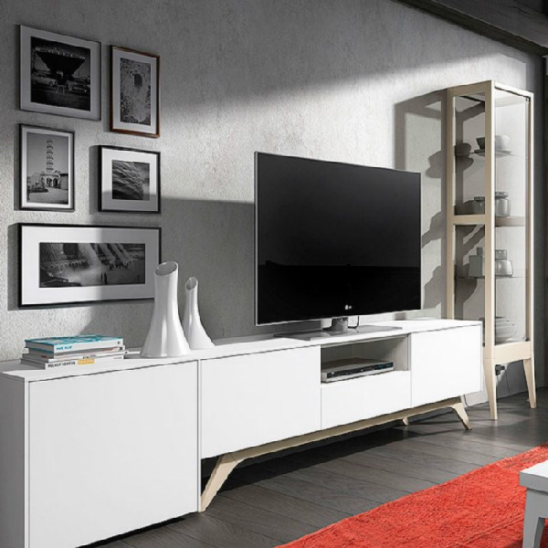 Muebles salon diseo minimalista affordable muebles saln f for Muebles salon minimalista