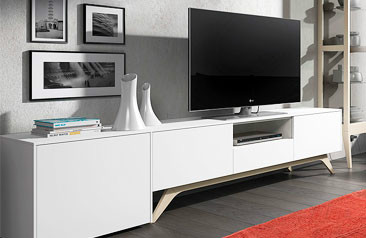 Muebles de sal n online comprar mueble de sal n for Muebles tv valencia