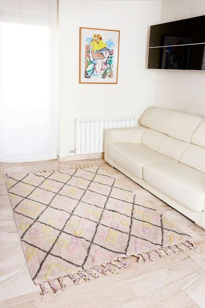 ALFOMBRA LAVABLE ROMBOS (2)