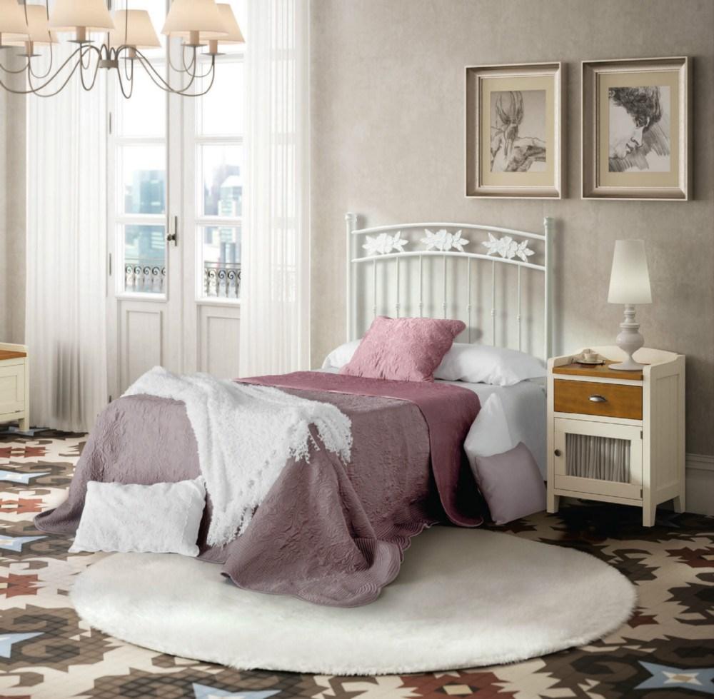 Ambiente de dormitorio juvenil lino y tabaco - Ambientes de dormitorios ...
