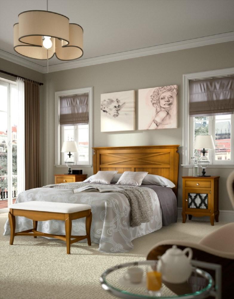 Dormitorios De Matrimonio Estilo Rustico : Dormitorio matrimonio estilo rustico mediterráneo