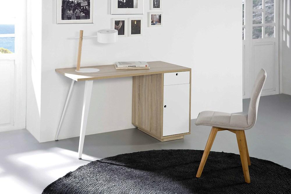 Escritorio juvenil moderno - Mesa escritorio juvenil ...