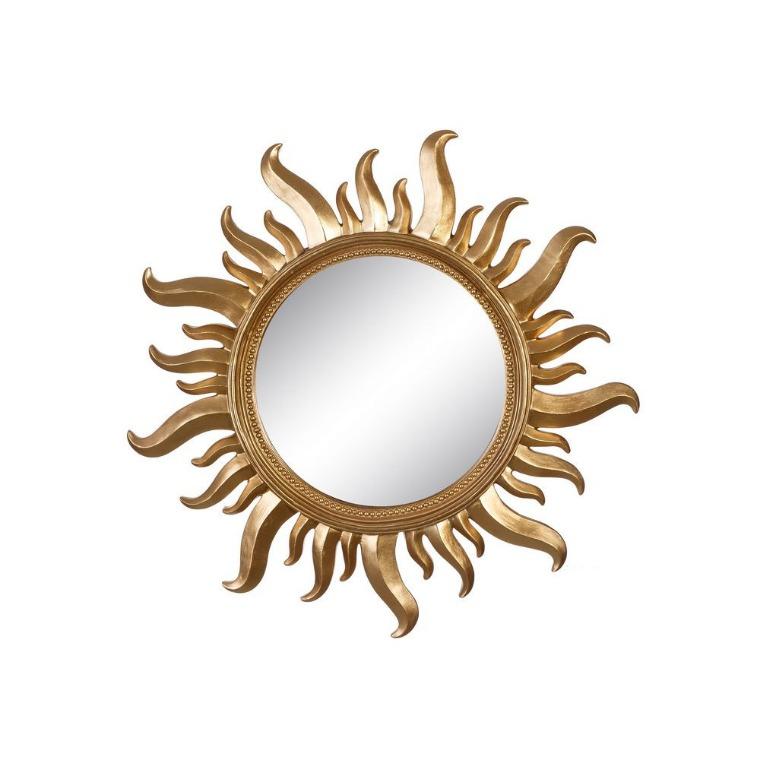 Espejos con forma de sol - Espejos con forma de sol ...
