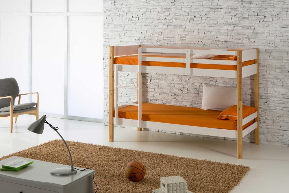 Literas econ micas para habitaciones juveniles for Literas juveniles economicas