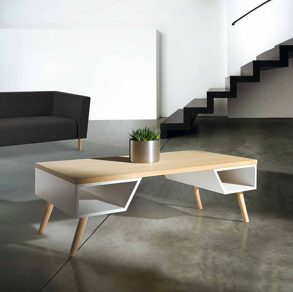 Comprar mesa de centro dise o escandinavo - Merkamueble mesas de centro ...