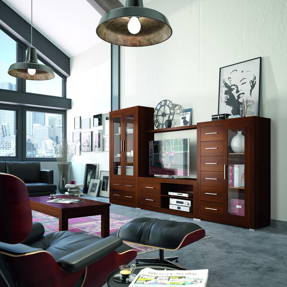 Mesa de centro elevable de estilo newclassic for Visillos para salon rustico