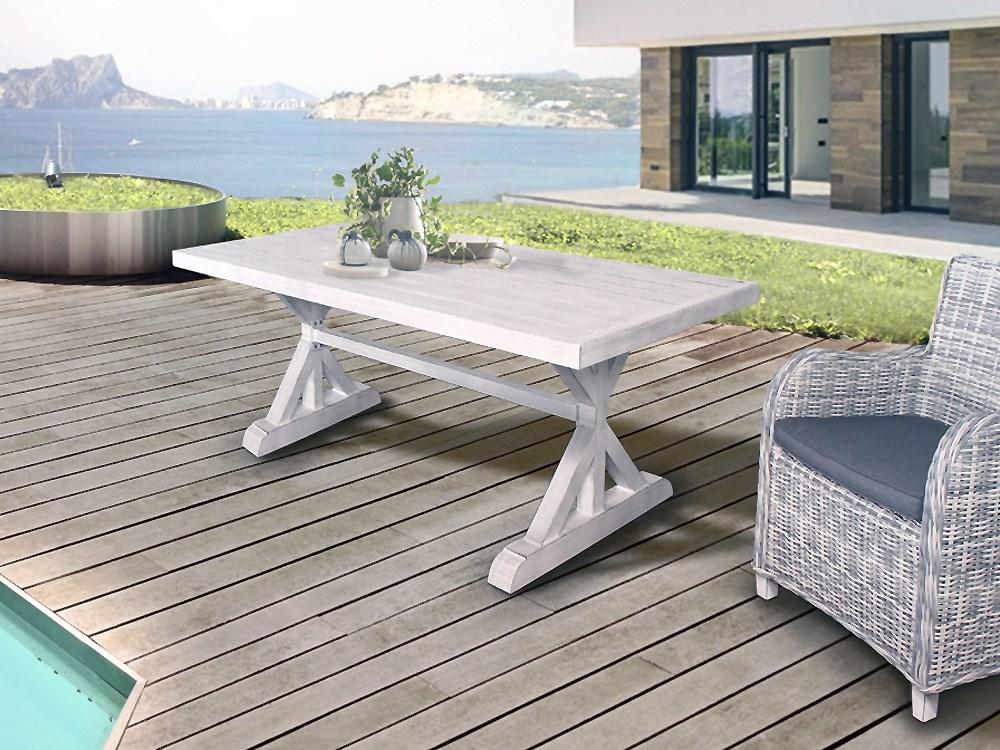 Comprar online mesa de comedor de exterior for Mesas de comedor para exterior