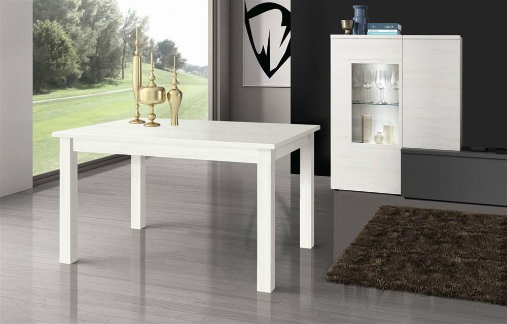 Mesa de comedor rectangular econ mica for Mesa comedor economica