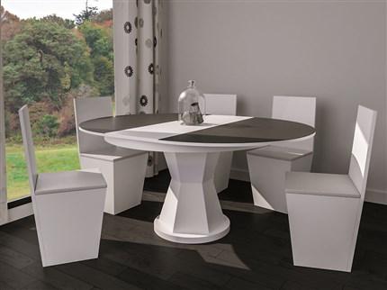 Mesas de comedor online comprar muebles de comedor online - Mesas comedor cuadradas extensibles ...