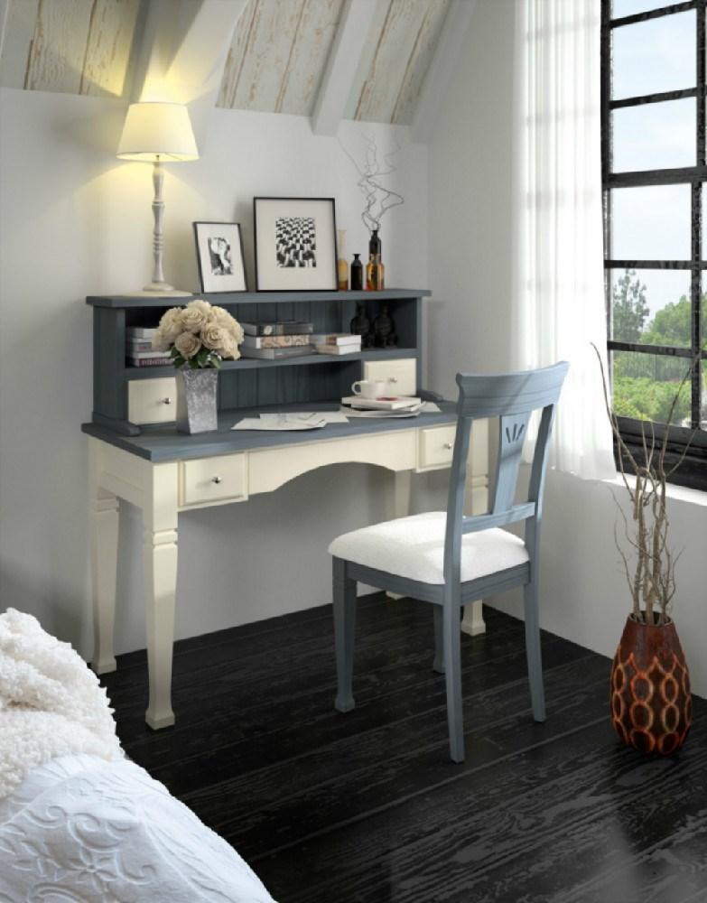 Mesa escritorio estilo colonial - Mesa escritorio colonial ...
