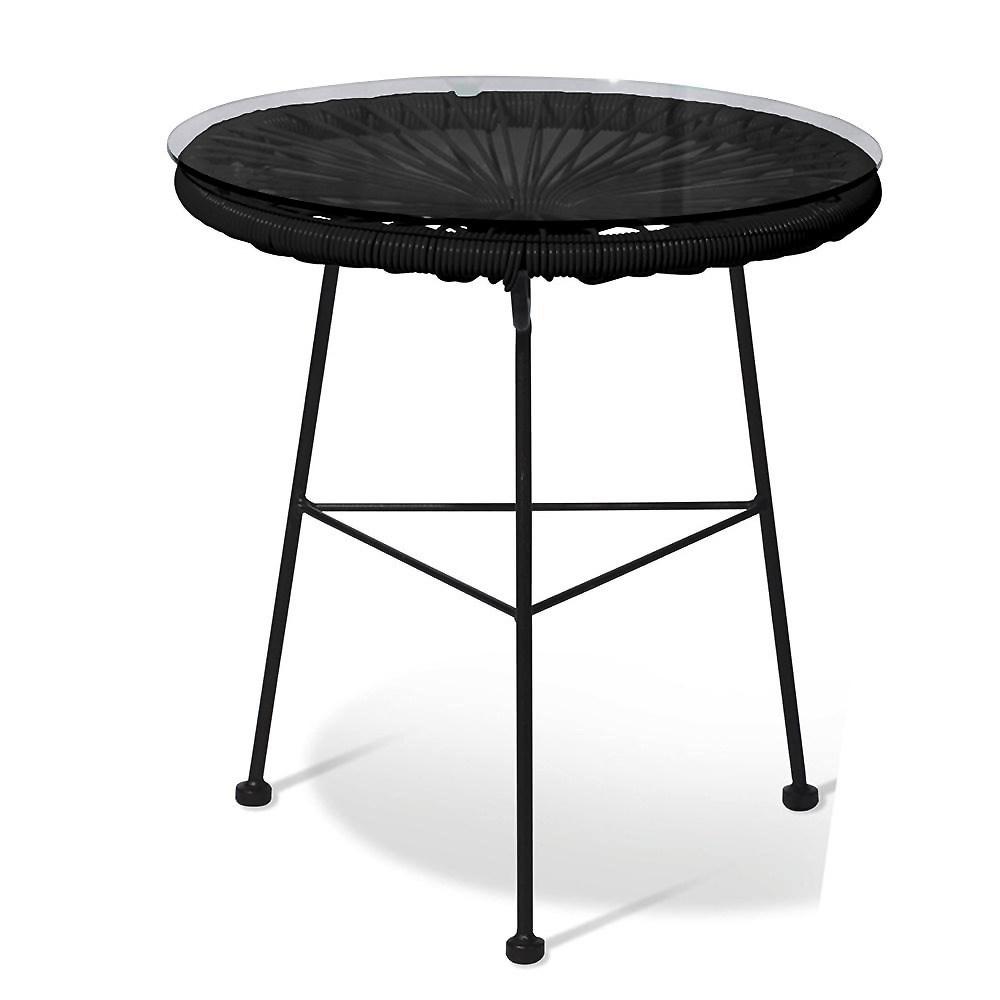 comprar online mesa redonda para exteriores