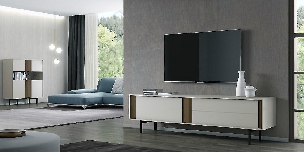 Mueble para tv for Mueble auxiliar tv