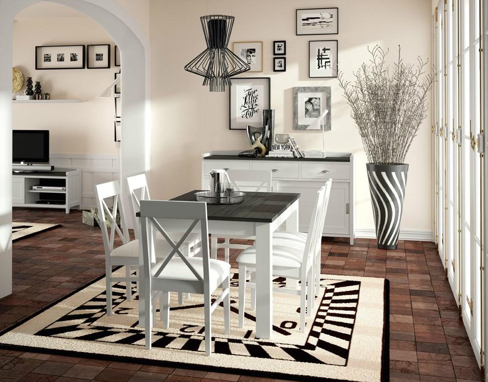 Pack mesa y sillas for Muebles la silla