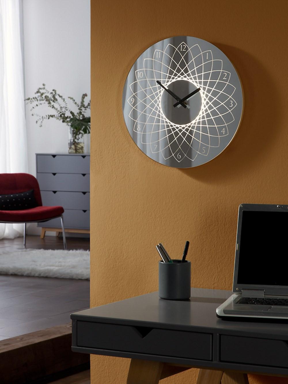 Reloj de pared - Reloj pared moderno ...