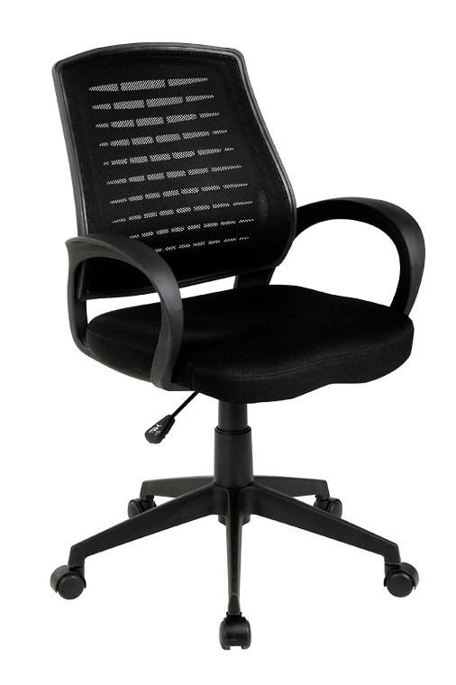 Silla con ruedas para oficinas for Sillas oficina black friday